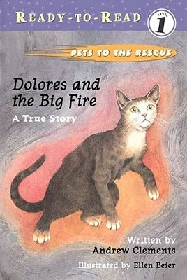 Dolores and the Big Fire (Hardcover, Library binding): Andrew Clements