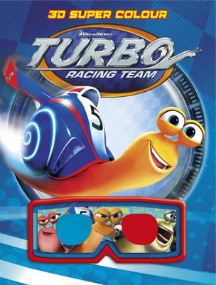 Turbo 3D Super Colour (Paperback):