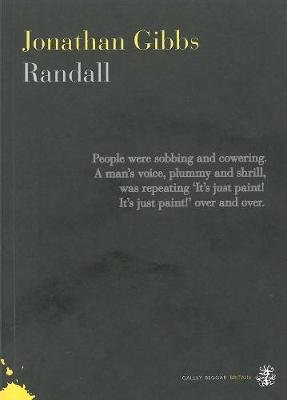 Randall (Paperback): Jonathan Gibbs