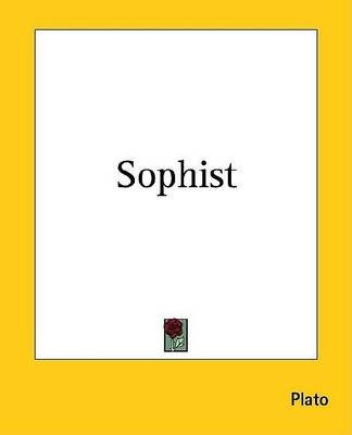 Sophist (Electronic book text): Plato