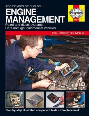 Haynes Manual Of Engine Management (Paperback): Haynes Publishing