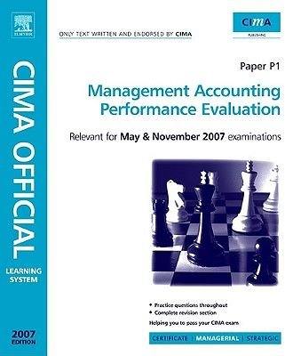 Cima Learning System 2007 Performance Evaluation (Electronic book text): Robert Scarlett