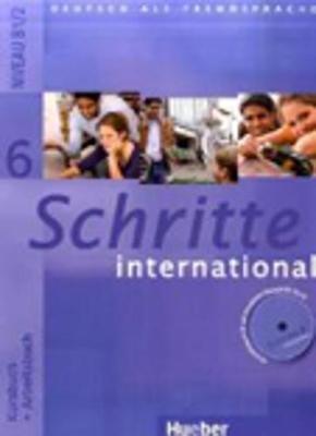 Schritte International - Kursbuch Und Arbeitsbuch 6 MIT CD Zum Arbeitsbuch (German, Mixed media product):