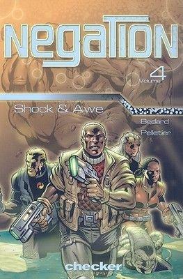 Negation, v. 4 (Paperback): Tony Bedard