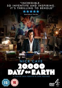 20,000 Days On Earth (DVD): Dan Bowen, Erik Wilson, Blixa Bargeld, Warren Ellis, Iain Forsyth, Arthur Cave, Kylie Minogue,...