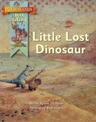 Little Lost Dinosaur (Paperback): Lisa Thompson