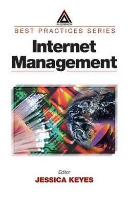 Internet Management (Electronic book text): Jessica Keyes