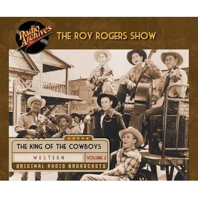 Roy Rogers, Volume 2 (MP3 format, CD): Various
