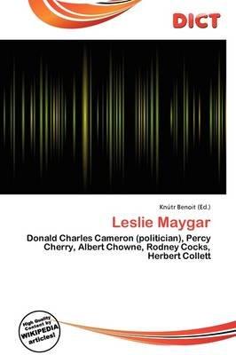 Leslie Maygar (Paperback): Knutr Benoit