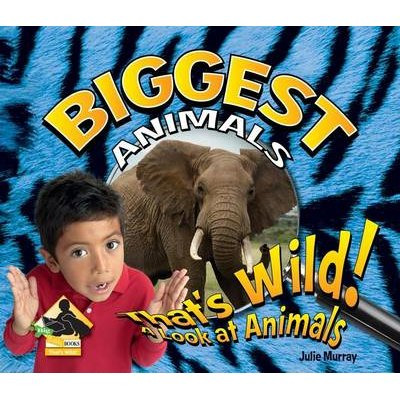 Biggest Animals (Electronic book text): Julie Murray