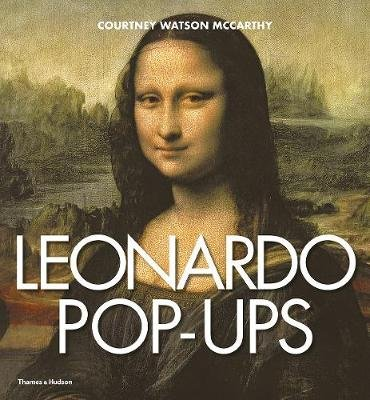 Leonardo Pop-ups (Hardcover): Courtney Watson McCarthy