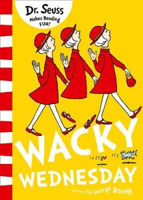 Wacky Wednesday (Paperback): Dr. Seuss