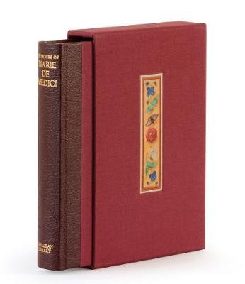The Hours of Marie de' Medici - A Facsimile (Latin, Hardcover, Facsimile edition): Eberhard Konig