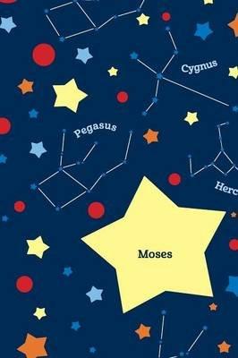 Etchbooks Moses, Constellation, Blank (Paperback): Etchbooks