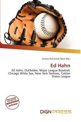Ed Hahn (Paperback): Kristen Nehemiah Horst