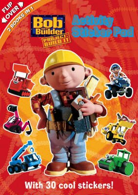 Bob the Builder - Activity Sticker Pad (Paperback):