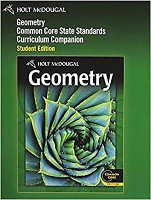 Holt McDougal Larson Geometry - Student Curriculum Companion Kit Geometry 2012 (Hardcover): Holt McDougal
