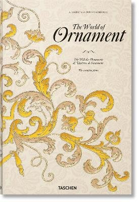 The World of Ornament (English, French, German, Hardcover): David Batterham