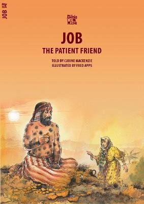 Job - The Patient Friend (Staple bound): Carine Mackenzie