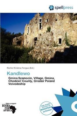 Kandlewo (Paperback): Richie Krishna Fergus