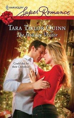 The Holiday Visitor (Paperback): Tara Taylor Quinn