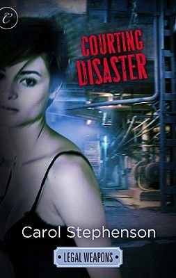 Courting Disaster (Electronic book text): Carol Stephenson