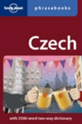 Czech Phrasebook (Paperback, 2nd Revised edition): Richard Nebesky