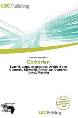 Comorien (French, Paperback): Timoteus Elmo