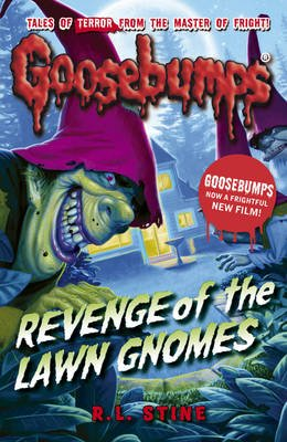 Revenge of the Lawn Gnomes (Paperback): R . L. Stine