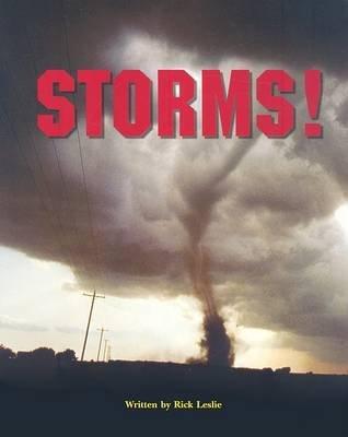 Storms! (Paperback): Rick Leslie