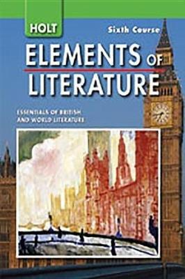 Holt Elements of Language - Gum Language Skills Grade 12 (Paperback, Student): Holt Rinehart & Winston