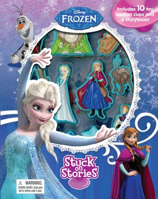 Disney Frozen Stuck on Stories (Board book): Phidal Publishing