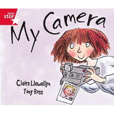 Rigby Star Guided Reception: Red Level: My Camera Pupil Book (single) (Paperback):