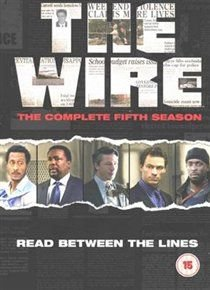 The Wire: The Complete Fifth Season (DVD): Dominic West, John Doman, Frankie Faison, Aidan Gillen, Wood Harris, Deirdre...