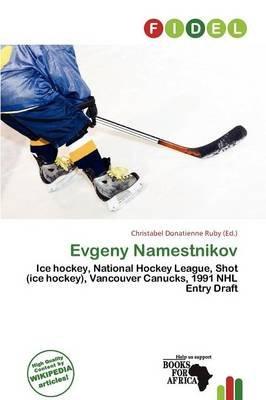 Evgeny Namestnikov (Paperback): Christabel Donatienne Ruby