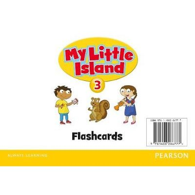 My Little Island Level 3 Flashcards, 3 (Cards):