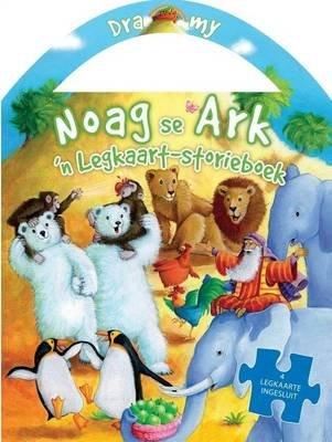 Noag Se Ark - 'N Legkaart-Storieboek (Afrikaans, Board book):