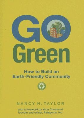 Go Green (Paperback): Nancy Taylor