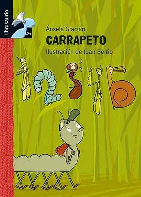 Carrapeto (Spanish, Hardcover): Anxela Gracian