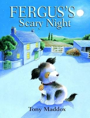 Fergus's Scary Night (Paperback): Tony Maddox