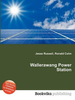 Wallerawang Power Station (Paperback): Jesse Russell, Ronald Cohn