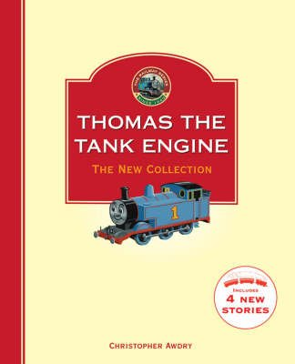 Thomas the Tank Engine - The New Collection (Hardcover): Christopher Awdry