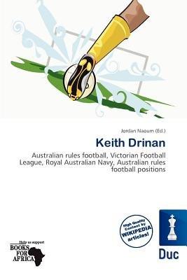 Keith Drinan (Paperback): Jordan Naoum