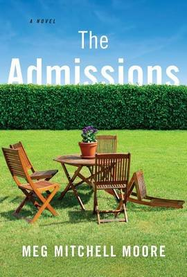 The Admissions (Large print, Hardcover, Large type / large print edition): Meg Mitchell Moore