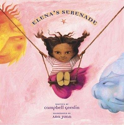 Elena's Serenade (Hardcover, Library binding): Campbell Geeslin