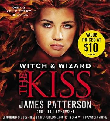 The Kiss (Standard format, CD): James Patterson