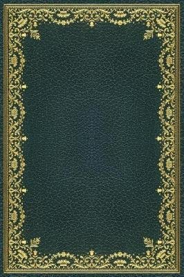 Frilled Turquoise Journal - Blank Notebook Diary Memoir Log Logue (Paperback): N D Author Services