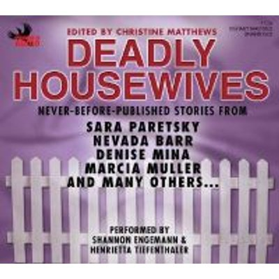 Deadly Housewives Standard Format Cd Christine Matthews