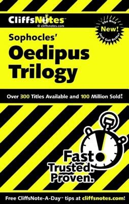 Cliffsnotes on Sophocles' Oedipus Trilogy (Electronic book text): Regina Higgins