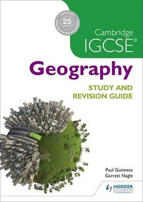 Cambridge IGCSE Geography Study and Revision Guide (Electronic book text): David Watson, Helen Williams